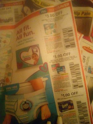 PAMPERS COUPONS for Sale in Austin, TX