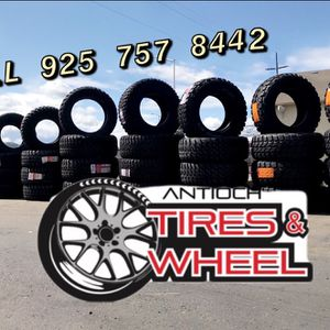 WE GOT THE BEST PRICE ON TIRES for Sale in Antioch, CA
