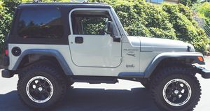 8 SPEAKERS DREAM VEHICLE! Jeep WRANGLER 2001 for Sale in Montgomery, AL