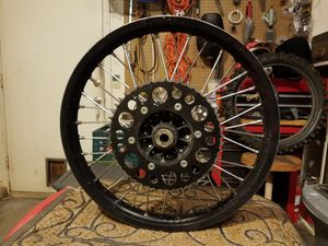 RM 125 Rims Front and Rear for Sale in Chandler, AZ