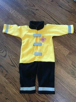 Firefighter Halloween Costume Sz. 12-24mo for Sale in Vancouver, WA