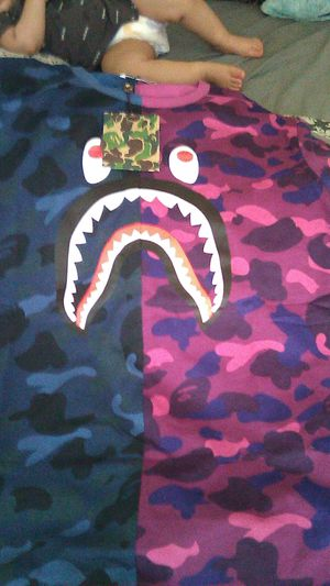 Bape authentic t- shirt for Sale in Los Angeles, CA