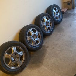 4x114.3 Acura TL wheels for Sale in Puyallup,  WA