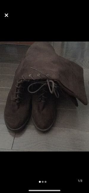 Boots size 8 for Sale in Matawan, NJ