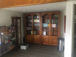 Two Beautiful Wooden Bookshelves for Sale in Tempe, AZ
