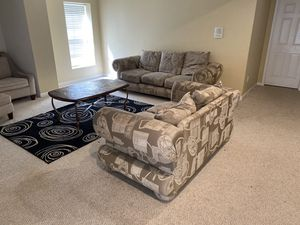 Comfortable sofa - five seater for Sale in Leesburg, VA