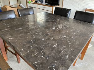 Marble dining table for Sale in Salem, OR