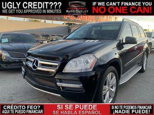 2012 Mercedes-Benz Gl-Class for Sale in Pomona, CA