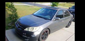 2004 Honda Civic MANUAL TRANSMISSION for Sale in Cumming, GA