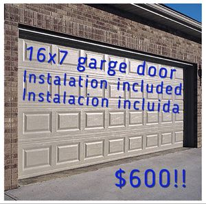 Garage Doors for Sale in Arlington, TX