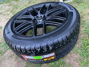 4 New Wheels Tires Included for Sale in Boston, MA