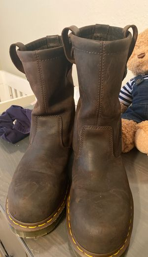 Dock Martin Size 11 work boots for Sale in Orlando, FL