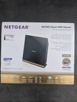 Netgear R6300 W2 wifi router dual band gigabit for Sale in Chandler, AZ