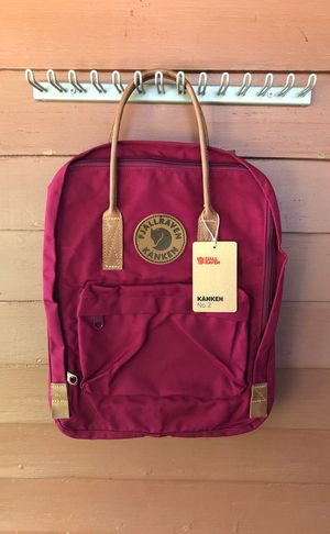 FjallRaven Kanken No.2 Backpack for Sale in Boston, MA