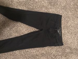 Black AE jeans, size 8 for Sale in Sioux City, IA