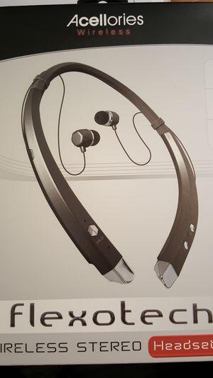 Flexotech Headset (wireless) for Sale in Laurel, MD