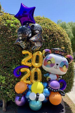Graduation Ballon Bouquet for Sale in Los Angeles, CA