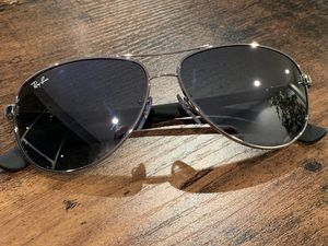 Rayban carbon fiber aviator sunglasses 8313 for Sale in Pittsburgh, PA