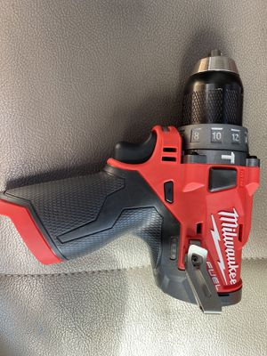 Milwaukee M12 hammer drill for Sale in Coral Springs, FL