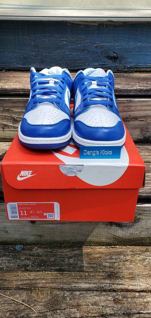 """Nike SB low """"Kentucky"""" sz 11 New for Sale in Nashville, TN"""