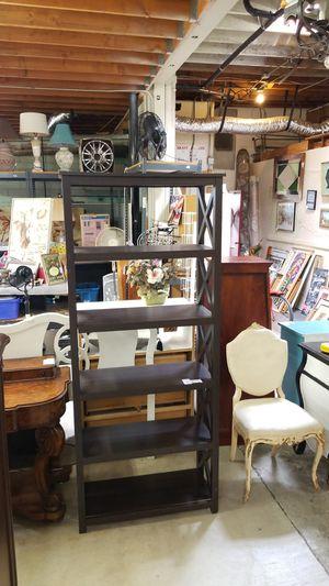 Open shelving bookcase bookshelves for Sale in La Mesa, CA