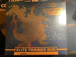 Pokemon Champions Path Elite Trainer Box for Sale in San Bruno, CA