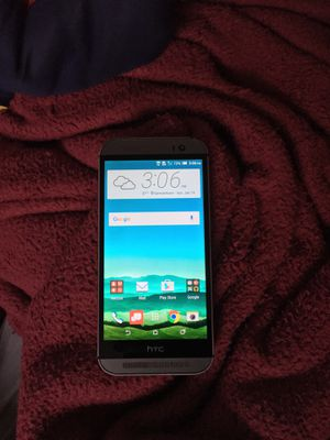 Factory Unlocked Htc One M8 for Sale in Germantown, MD