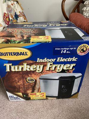 Brand new turkey fryer for Sale in S CHESTERFLD, VA