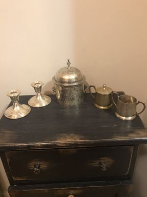 Collection of Silver Kitchenware - great condition for Sale in Teaneck, NJ