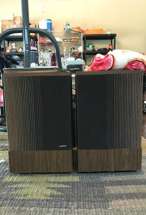 Bose 501 vintage speakers. Sound great for Sale in Austin, TX