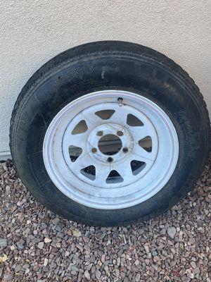 """15"""" trailer rim. for Sale in Peoria, AZ"""