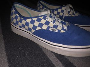 Vans authentic ultracush men's 9.5 for Sale in Spring, TX