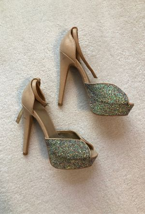 Glitter Heels for Sale in Fresno, CA