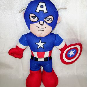 Captain America Plush Doll NEW for Sale in Duluth, GA