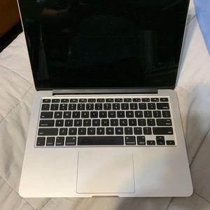 13 Inch Mac Book Pro Retina Display 2012 for Sale in Southfield, MI