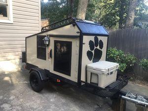 Testing the waters- custom built camper for Sale in Simpsonville, SC