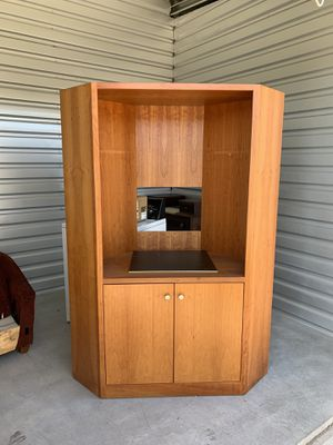 Cherrywood Corner Entertainment Center for Sale in Fort Collins, CO