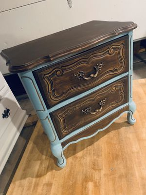 Gorgeous Shabby Chic French Prov. Night stand for Sale in Spring Valley, CA