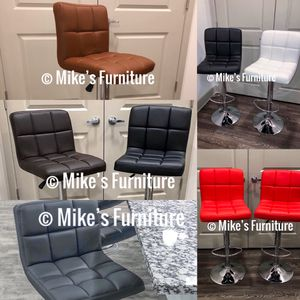 Brand new bar stools $55 each (Shipping is available) for Sale in Orlando, FL