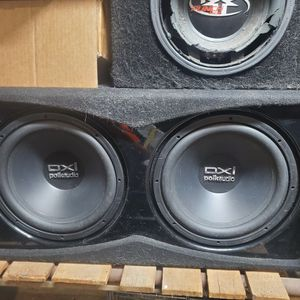 "Clean Bass - Polk Audio 12"" for Sale in Vallejo, CA"