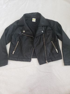Toddler moto jacket 4/5T for Sale in Grand Prairie, TX