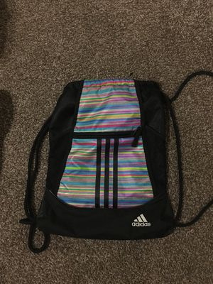 Adidas drawstring backpack for Sale in Kyle, TX