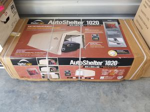 New! AutoShelter Instant Garage, 10 x 20 x 8 In The Box Seal for Sale in Hayward, CA
