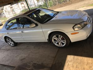2001 Nissan Maxima for Sale in Ceres, CA