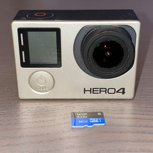 GoPro hero4 for Sale in San Jose, CA