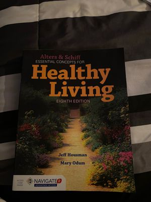 Essential Concepts For Healthy Living 8th Edition for Sale in Norco, CA