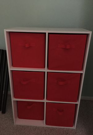 Like New Closet Maid 6 Shelf Organizer for Sale in Tampa, FL