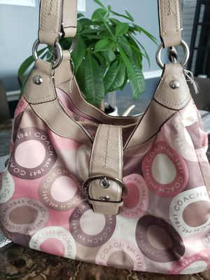 Coach Bag and Wallet for Sale in North Royalton, OH