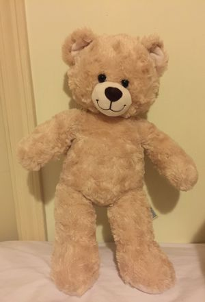NEW build a bear teddie! for Sale in San Francisco, CA