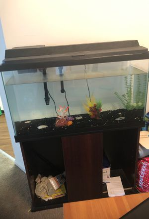 Fish tank for Sale in Frederick, MD